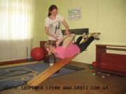 Лечебно - восстановительная физкультура в Запорожье.