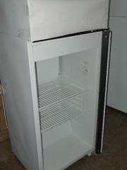 хХолодильный шкаф (1,  2 дверный,  раздвижка,  стеклянная двер